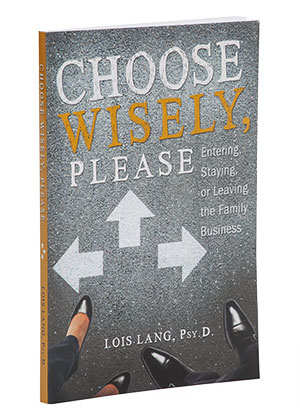 Choose Wisely Please Book Cover