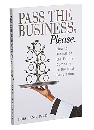 Pass the Business Please Book Cover